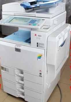 used copier Ricoh color photocopy machine mpc3800
