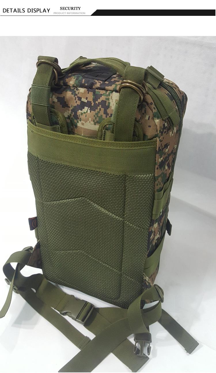 7e2749c13e 600D PVC 3P Assault backpack camouflage military rucksack backpacks ...