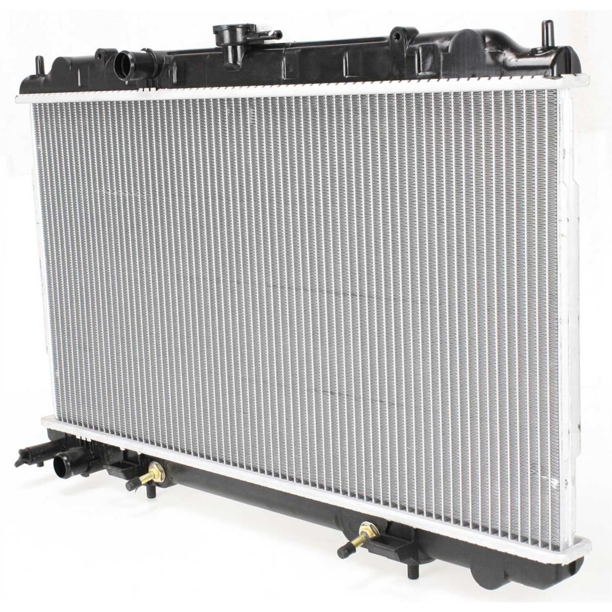 Diften 109-A1175-X01 - New Radiator for Nissan Sentra 2000-2006