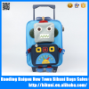 Polyester Kids Cute Robot Luggage Trolley Bag Fashion 3D Robot Trolley Bag