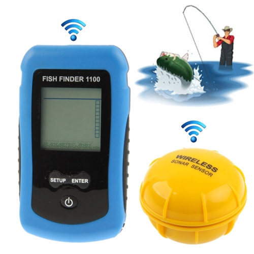 sonar wireless fish finder, sonar wireless fish finder suppliers, Fish Finder