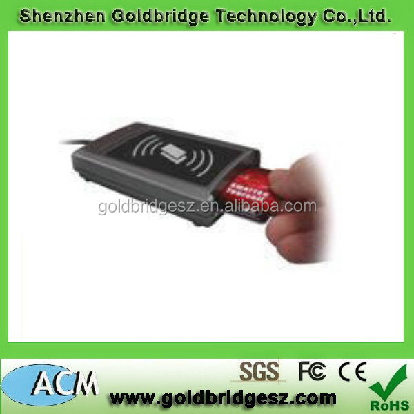 Useful professional nfc audio jack p2 reader/writer