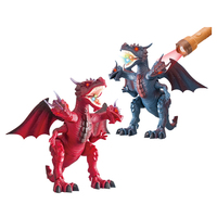 Wholesale Three Heads Dragon Infrared RC Dinosaur Toys For Kids HC403937