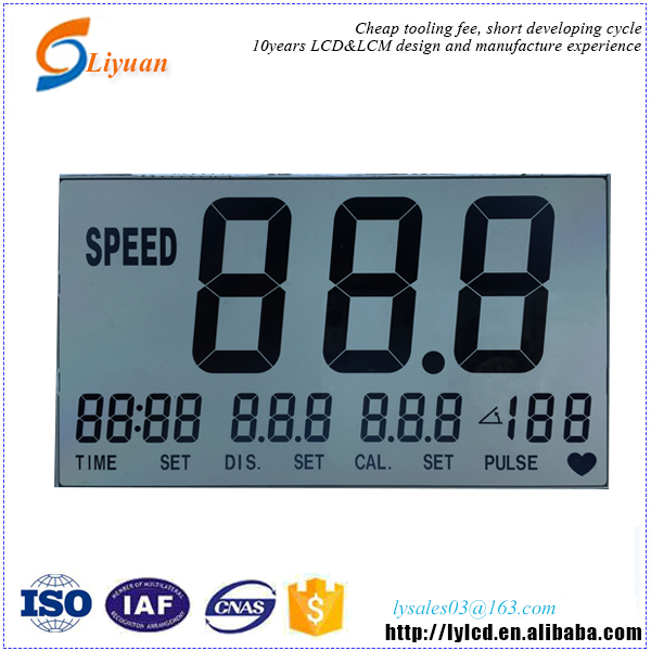 lcd monitor for sale micro lcd display importer customized digital speedometer