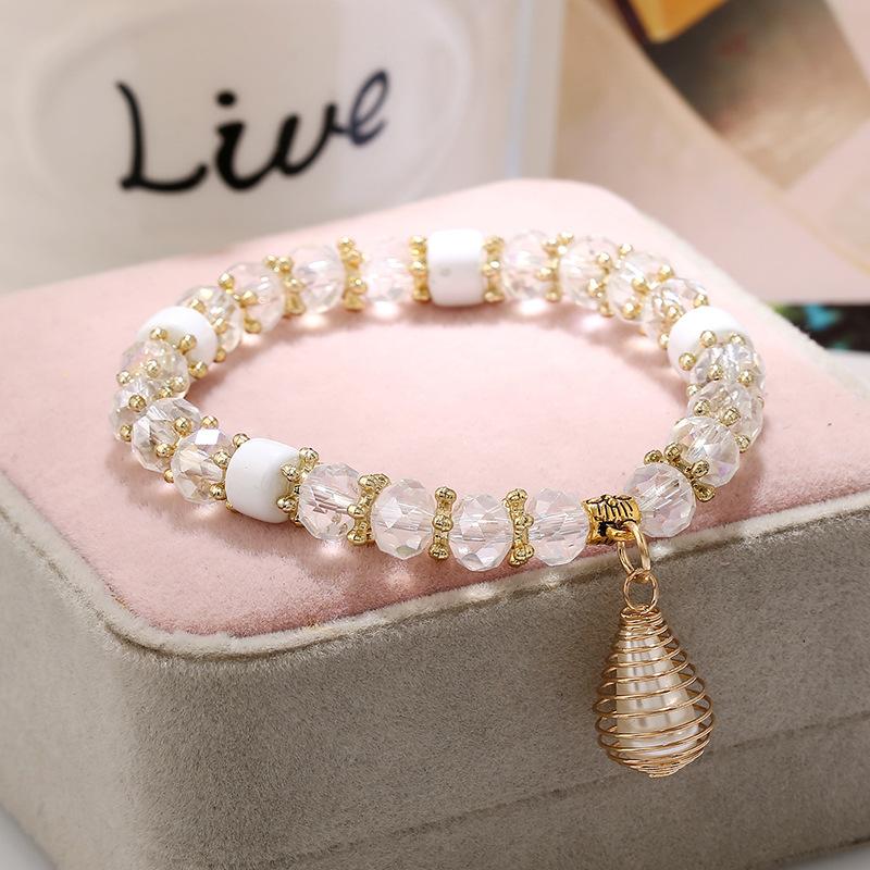 China latest design bangles and bracelet,mens bracelet beads, Customized