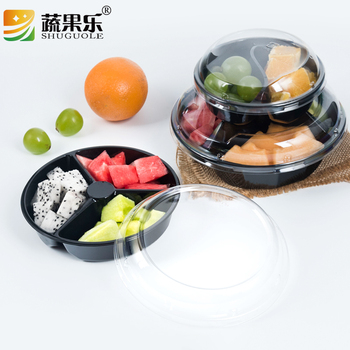 70881362a872 Customized Size Salad Plastic Takeaway Food Container Clear Take Away  Disposable Salad Bowl - Buy Disposable Plastic Salad Bowl With  Lid,Personalized ...
