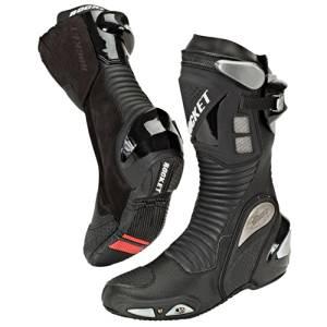 Joe Rocket Speedmaster 3.0 Motorcycle Boots Black 9.5 USA