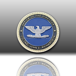 Special New Year Discount Custom Design Challenge Coin for US