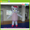 giant hello kitty inflatable cat toy animals for child with repair kit