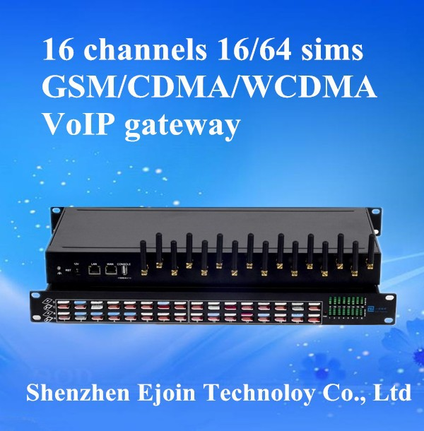 wholesale 16 ports voice over ip gateway