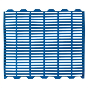 60X50 slat for piglets China hot selling factory price plastic pig slats floor for sale