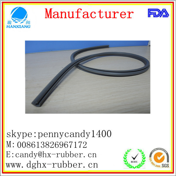 rubber strip for aluminum