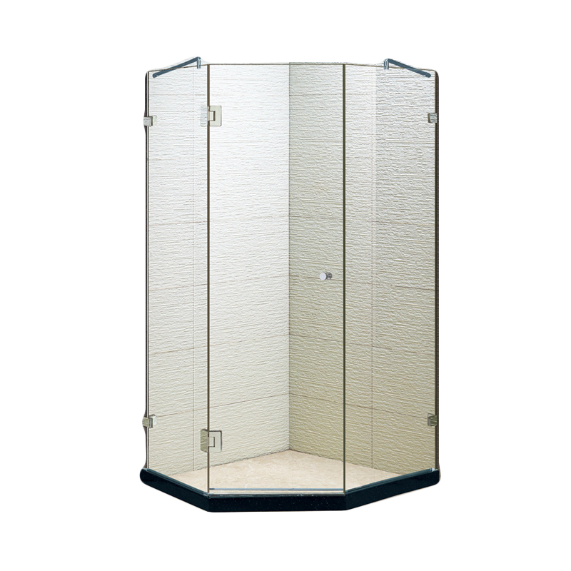 KD3002-D Neo Angle Hinged Glass Frameless Shower Door
