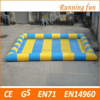 High quality cheap custom pvc inflatable water ball pool, walking water ball pool