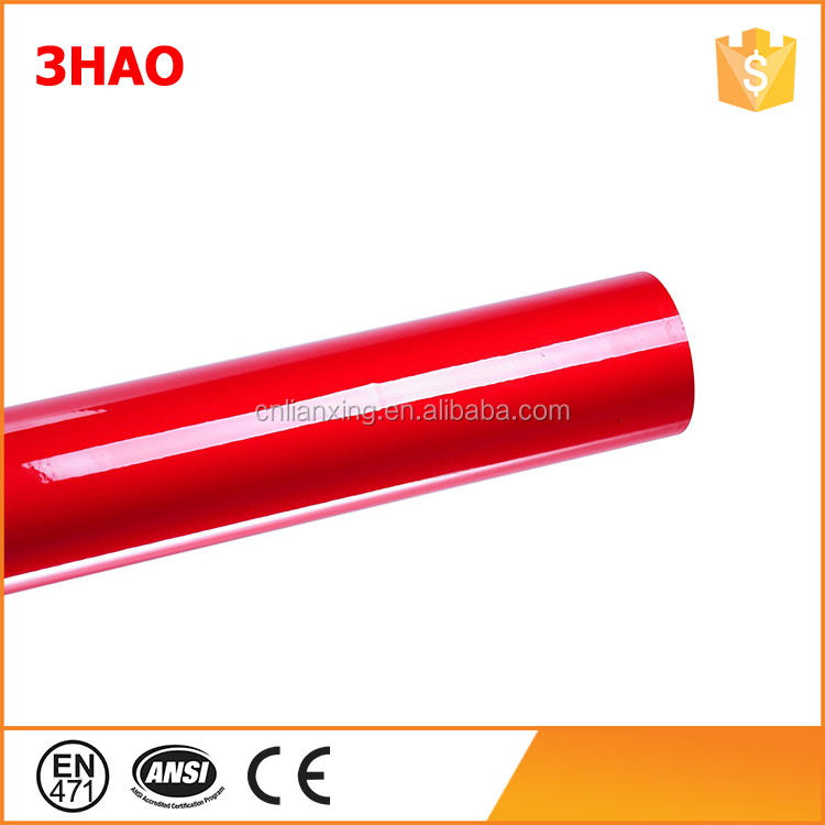 Commercial grade glass beads adhesive sheeting reflective for work zone signs