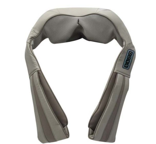 new 2018 Shiatsu Pillow Massager with Heat for Back, Neck, <strong>Shoulders</strong>