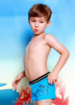 848acc9e63 Kids boys swimming trunks  fashion children boys swimsuit cool swimwear