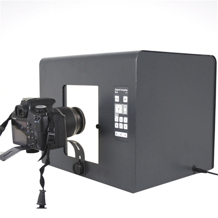 Professional Mini Portable jewelry photo light box SANOTO B270 led rgb digital imaging box