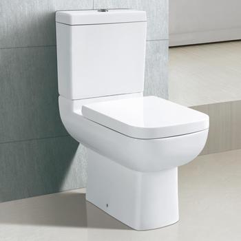 Sanitary Ceramic Western Toilet Bathroom Commode Htt Cat04 For France