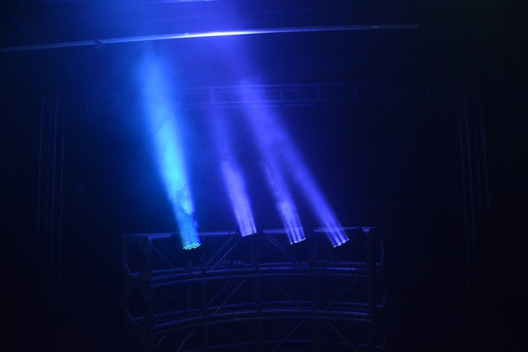 BETOPPER 36 LED RGBW Stage Led Light Moving Head Lighting effects LM108