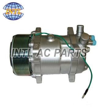 Sanden Sd508 Sd5h14 Auto Ac Compressor 10pk 12v - Buy Auto Ac (a/c)  Compressor For Sanden 10pk Sd 508 Universal S133,Auto Ac (a/c) Compressor  For