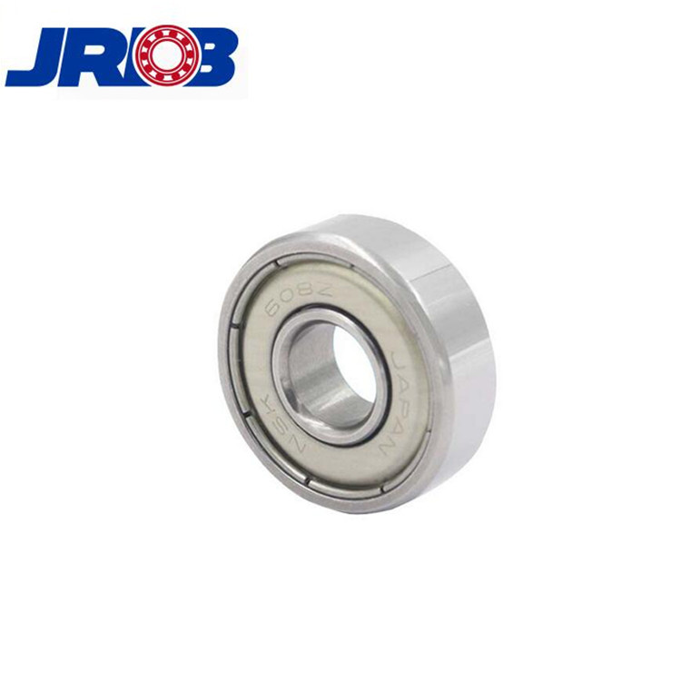 High speed deep groove ball z809 bearing 8*22*7mm abec 5 for drift plate