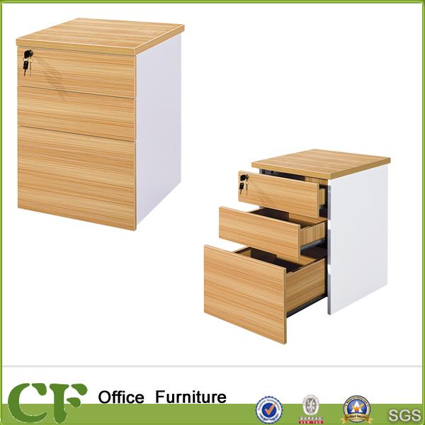 hot vendre 2014 classeur de bureau meubles en bois classeur fixe pi destal. Black Bedroom Furniture Sets. Home Design Ideas