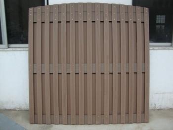 Sichtschutzzaun Wpc Gate Decking Ce Sgs Iso Buy Sichtschutzzaun