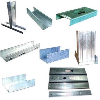 Construction Metal Steel Profile Drywall Partition