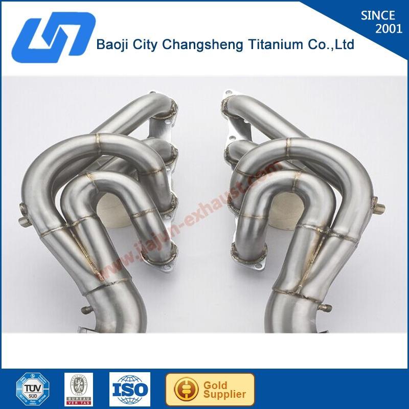 Hot Selling Titanium Exhaust Pipe For Ferrair F430/f458 With Low Price -  Buy Titanium Exhaust Pipe For Ferrair F430/f458,Titanium Muffler Ferrair