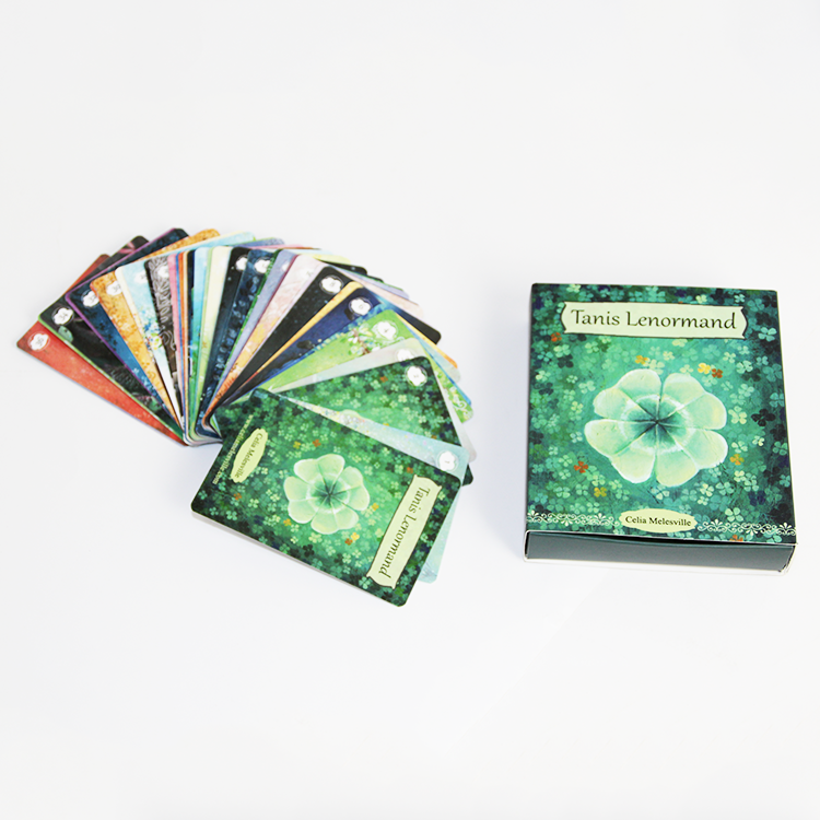 custom printing tarot cards with European Style,good quality oracle card