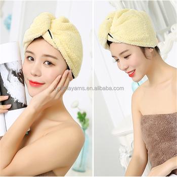 Promotional Dry Hair Cap For Women Keep Long Hair Dry Cap - Buy ... e713ee0dbda