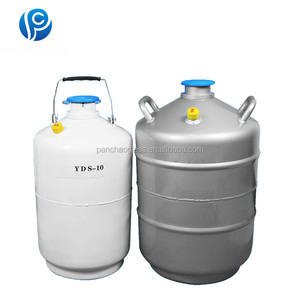 20L Cryogenic LN2 Tank/ Dewar Flask with Straps