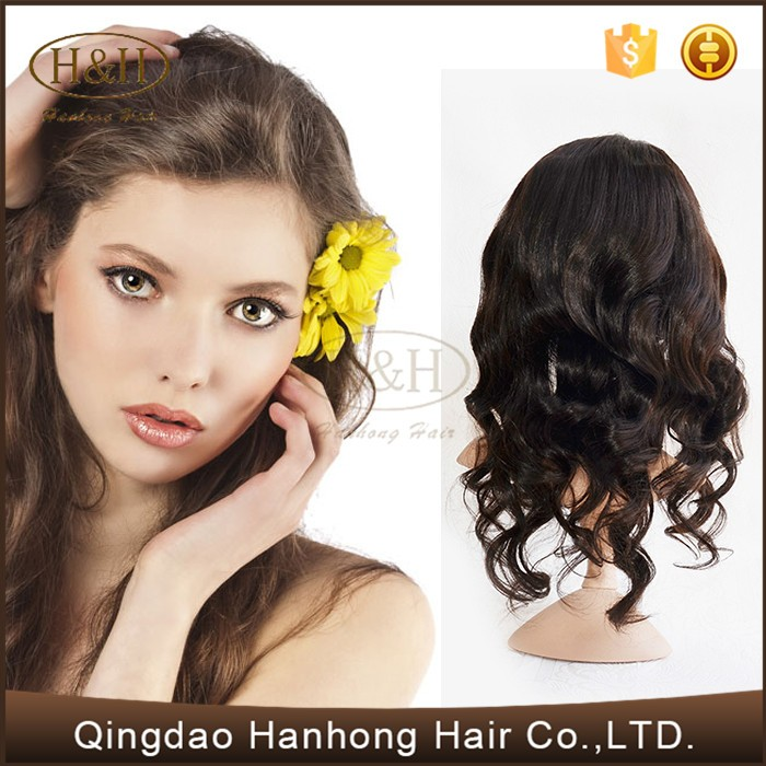 Hot Sale Product High Quality Black Cheap Full Lace Cosplay Wig