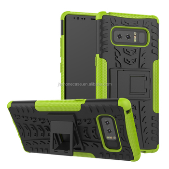 huge selection of e2b70 4f2cf Rugged Anti-skid Ballistic Phone Case For Galaxy Note 8 Cover With Stealthy  Stand - Buy Anti-skid Phone Case For Galaxy Note 8,Ballistic Bumper Skin ...