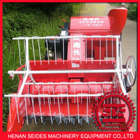 With 2 years warrantee mini rice combine harvester philippines manufacture