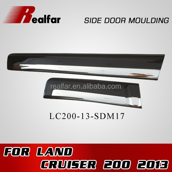 LAND CRUISER SIDE DOOR MOULDING FOR LAND CRUISER 200 ACCESSORIES 2013