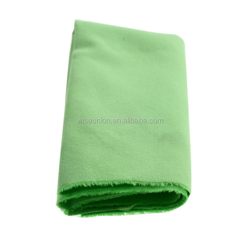 customizable brand gift microfiber oil cleaning cloth