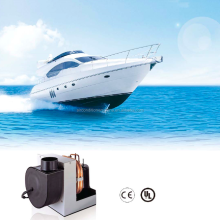 Higher efficiency Marine Air Conditioner