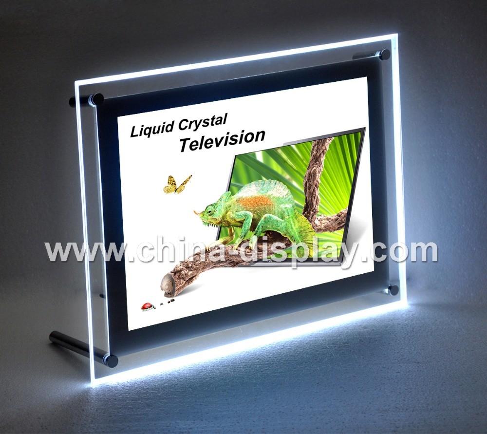Most Popular Items Customized Acrylic Led Backlight Sale ...