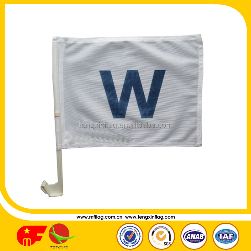 Fast OME Cheap Promotional custom gift USA car flag