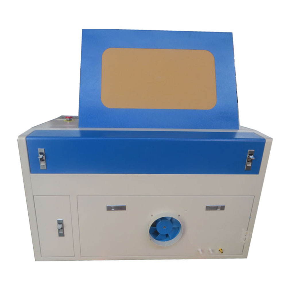 acrylic wood dot tag plastic laser engraving machine