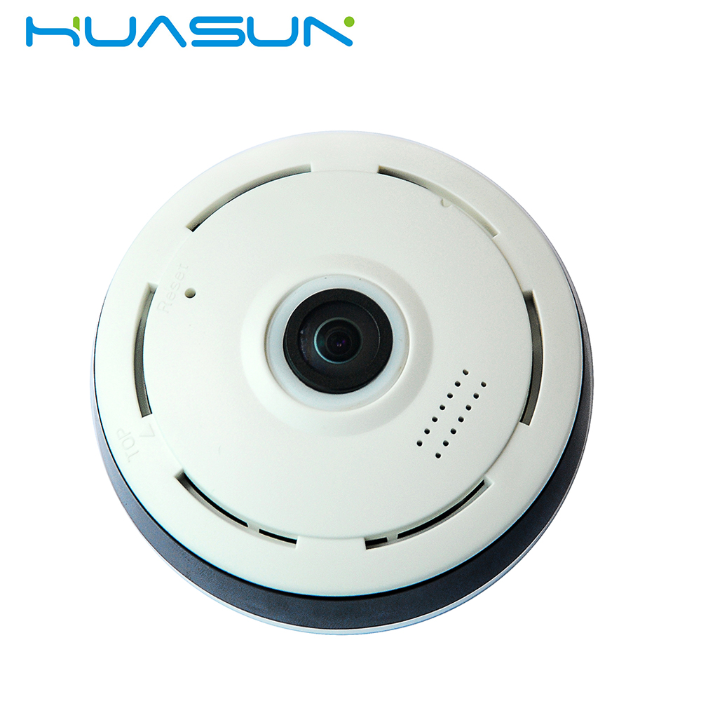Indoor Smart Home 360 camera 4k Wifi Wireless IP Camera 360 degree camera in intelligence home