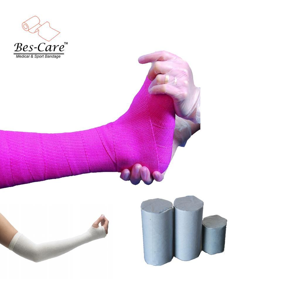 Medical use waterproof Fiberglass casting tape