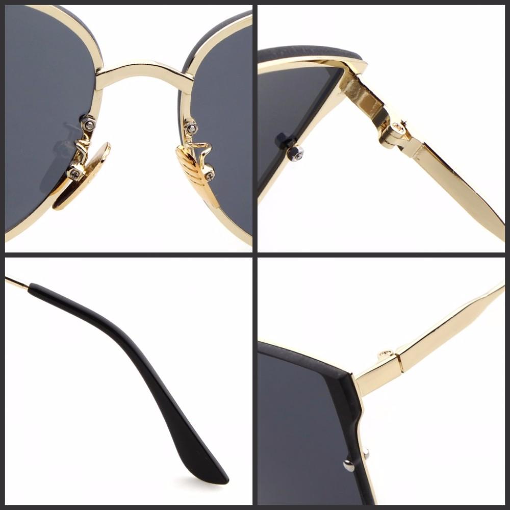 a4edd377eb3c Fred Lunettes Rimless Eyeglasses