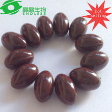 GMP certified korean red ginseng soft capsule