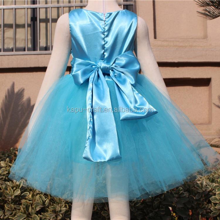 Fashion Princess Tulle Layered Flower Girl Dress Wholesale - Buy ...