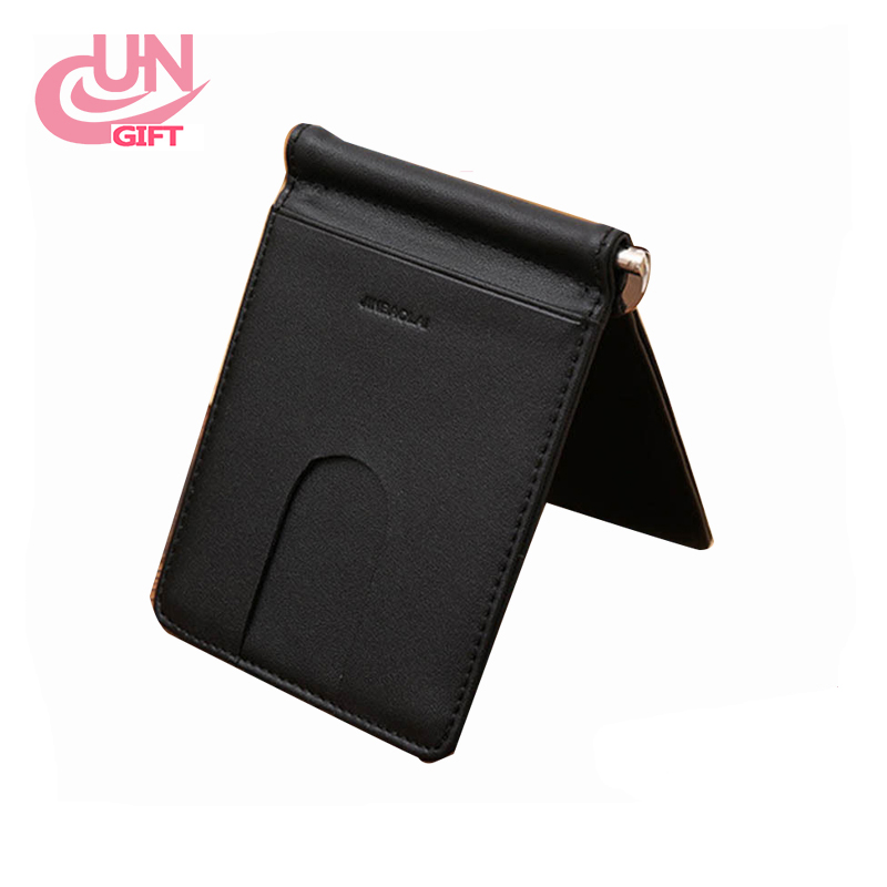 Men/'s Leather Bifold ID Credit Card Holder Wallet Coin Pocket Purse Billfold