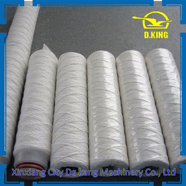 2018 PP string wound/melt blown/pleated/carbon filter cartridge on sale