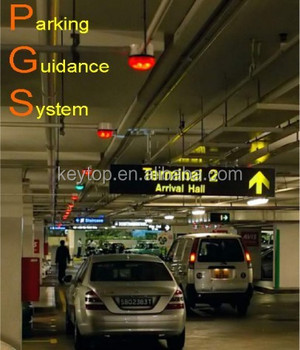 parking guidance system(Zone control unit)